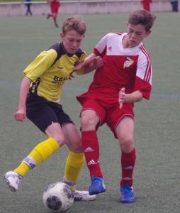 U14 vs Rammelsberg Zweikampf 015