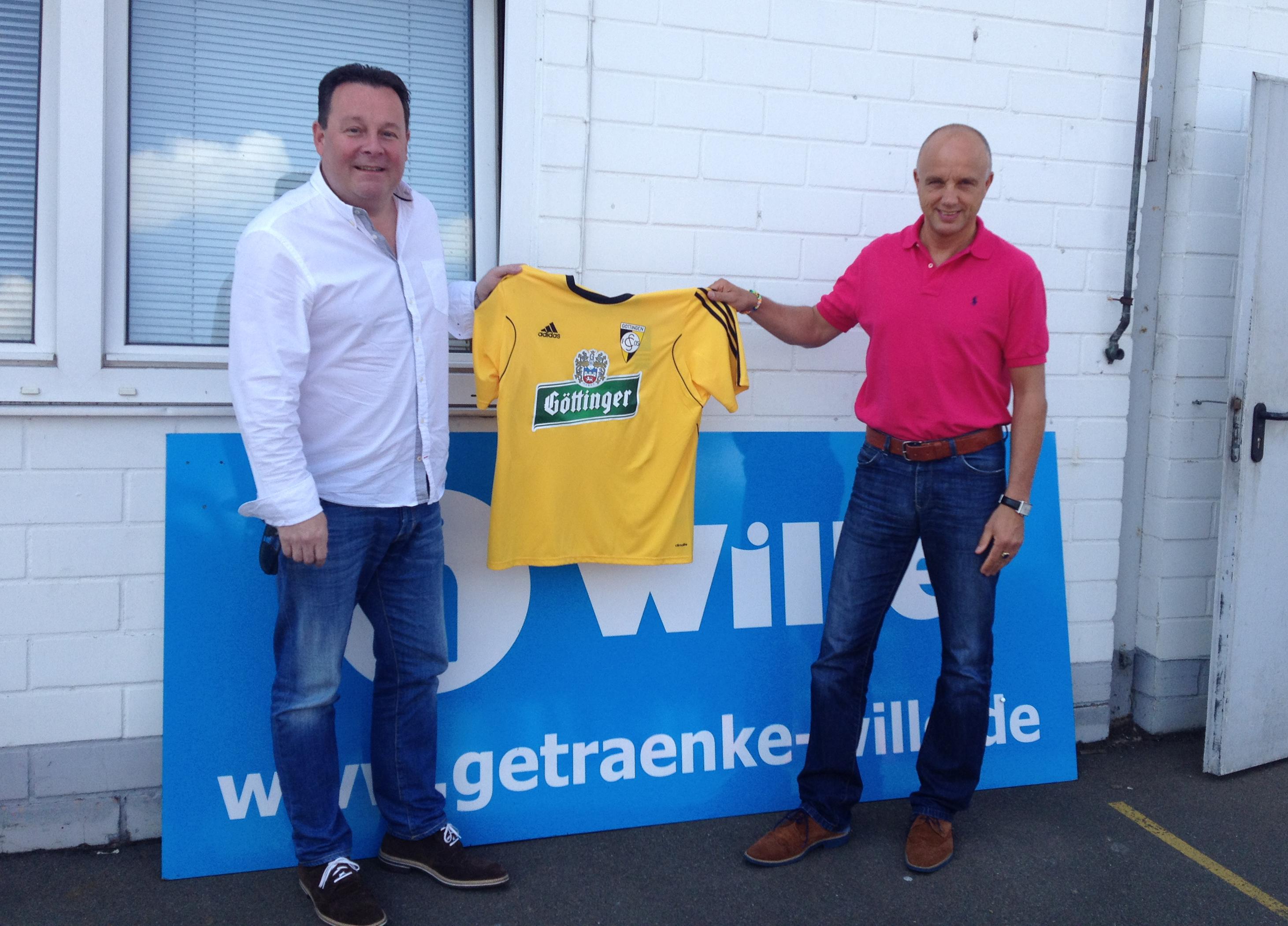 getraenke wille – I. SC Göttingen 05