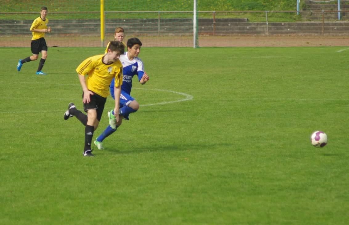 U15 vs FT Braunschweig 09