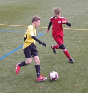 U15 Pokal vs Peine 02