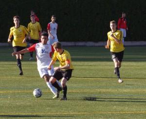 U19 vs VFV Hildesheim 013