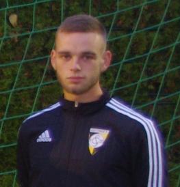U14-Trainer Florian Flügel